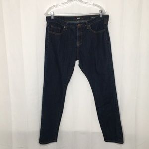 BDG Mid Rise Twig Ankle Jeans